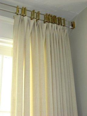 Brass Shower Curtain Rings 25