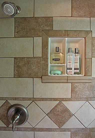 Elegant Ceramic Corner Soap Dish For Shower