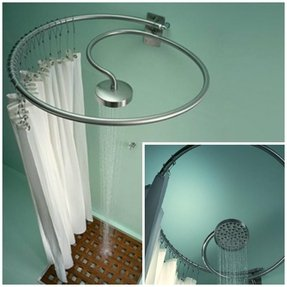 Best 50 Round Shower Curtain Rod Foter