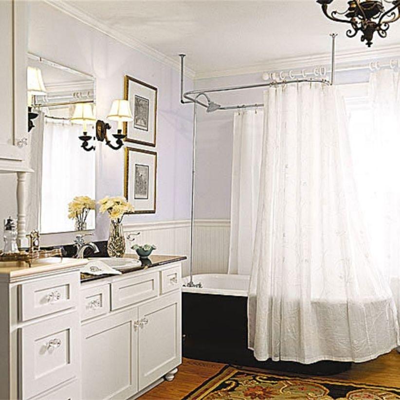 Custom Shower Curtain Rod 3