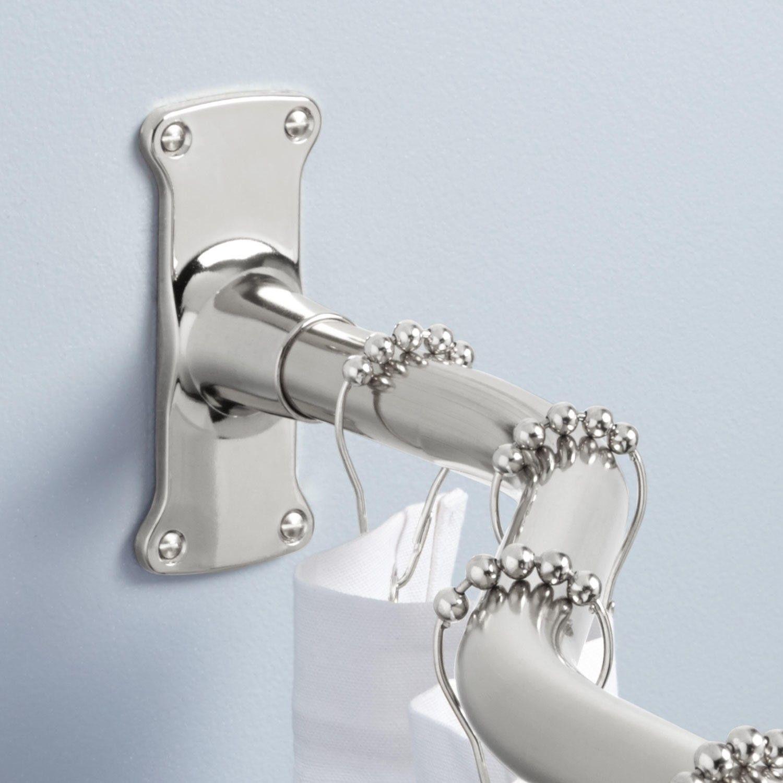 Custom Shower Curtain Rods - Foter