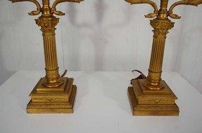 Candelabra Style Table Lamp Foter