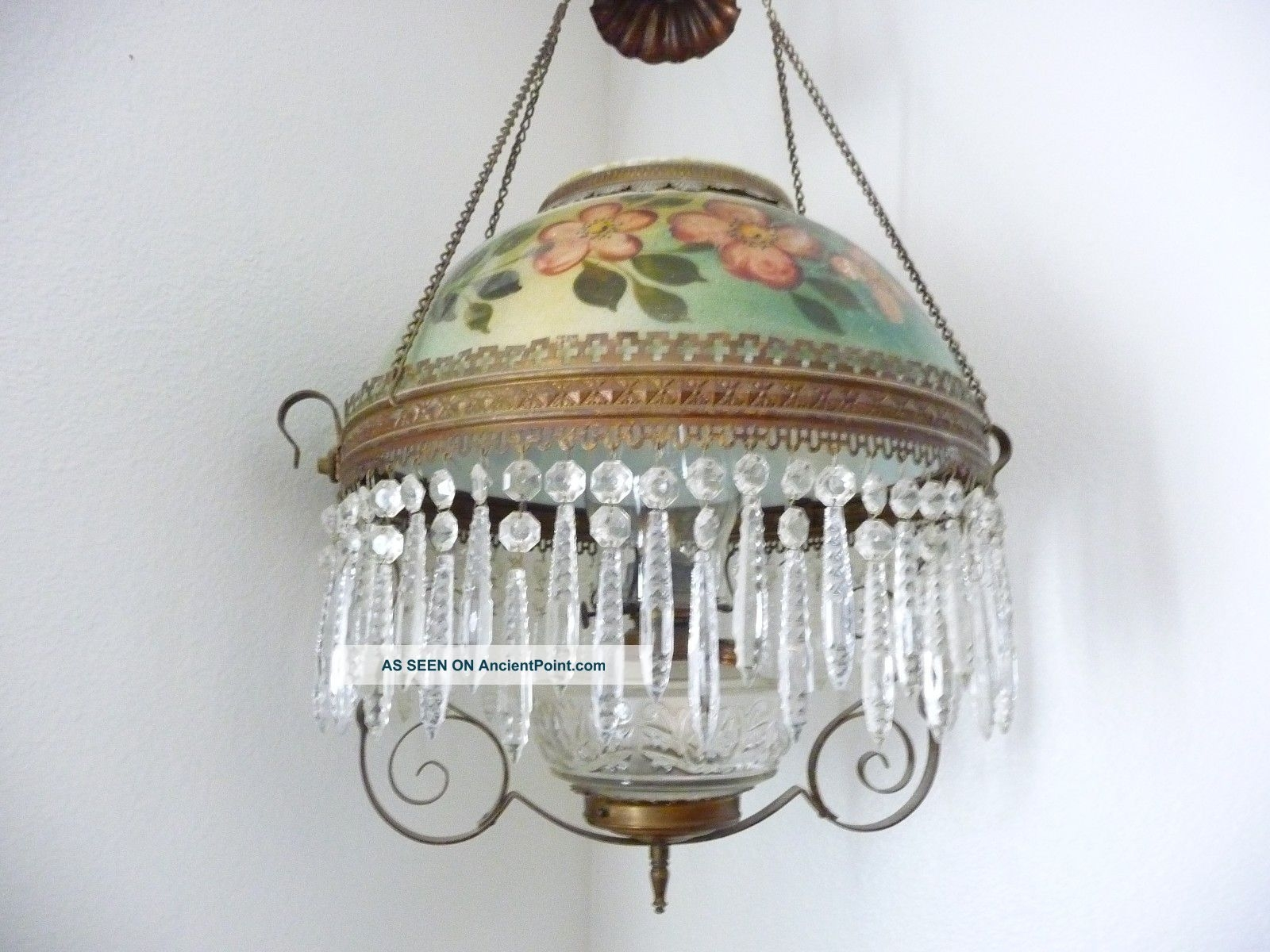 High Quality Oil Lamp Chandelier