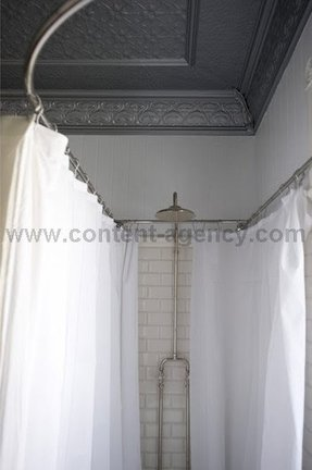 Best 50 Round Shower Curtain Rod Ideas On Foter