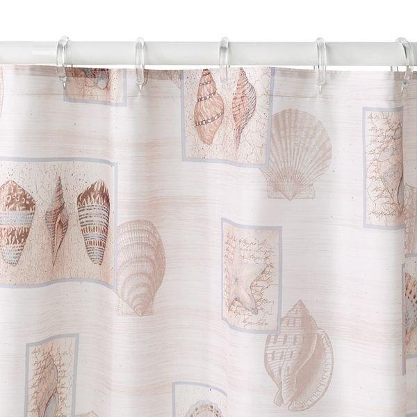 Bon Seashell Shower Curtain This Sarasota Seashell Shower Curtain Is Full