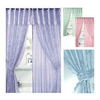 Seashells Bathroom Single Or Double Shower Curtains Tie Back Hooks
