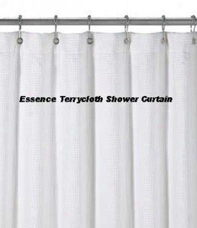 Terry Cloth Shower Curtain Pics Pictures
