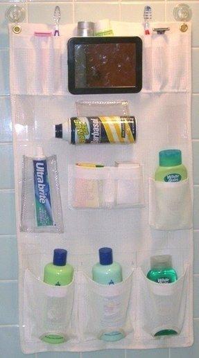 Mesh Shower Organizer - Foter