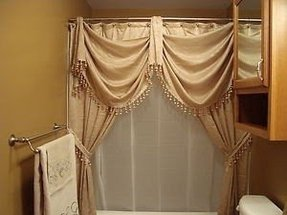 Shower Curtain Valance For The Home