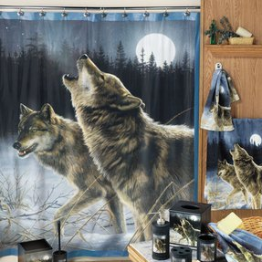 Wolf curtains