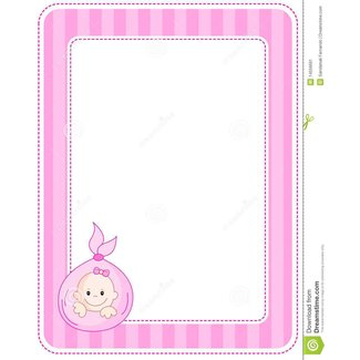 Baby Shower Border Paper Ideas On Foter