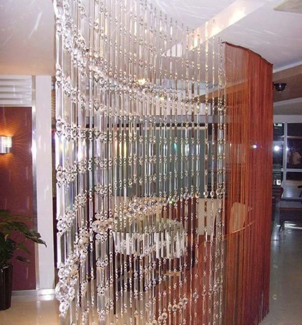 Superieur Beaded Shower Curtains 3