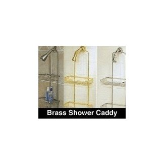 Brass caddy shower home garden compare prices reviews and