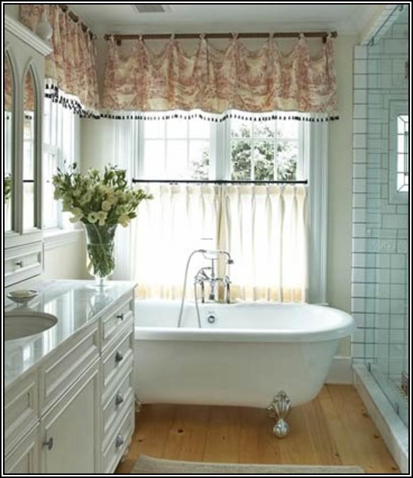 Cottage Victorian Shower Curtain 3