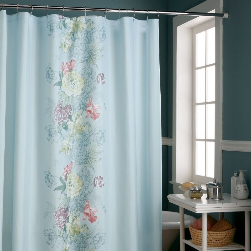 Exceptionnel Cottage Victorian Shower Curtain
