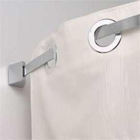 you shower must curtain that bowed have hooks beautiful pole rod rail small u curved