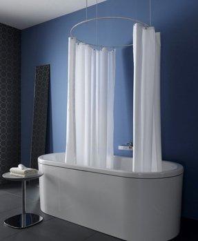 Bathroom Window Treatments Over Tub Ideas