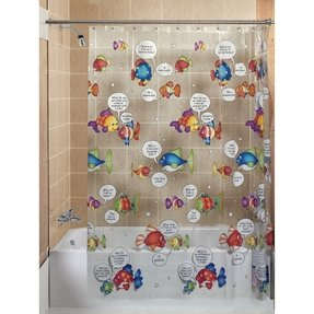 Is used as each of your family members are showering