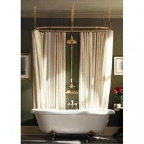 Oval Shower Curtain Rail Ideas On Foter