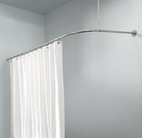 Best 50 Round Shower Curtain Rod