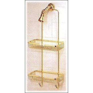 Vintage shower caddy