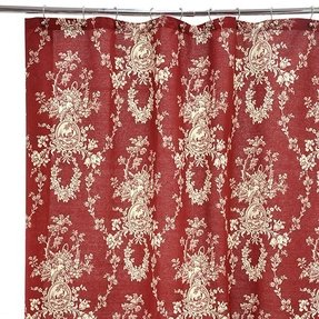 Waverly country house shower curtain 1