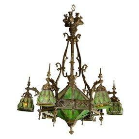 Gothic chandelier foter gothic chandelier 41 aloadofball Images