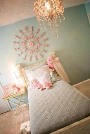 chandelier girls room foter. Black Bedroom Furniture Sets. Home Design Ideas