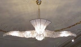 Another spectacular chandelier