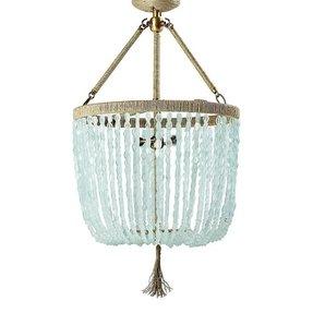 Aqua chandelier foter aqua chandelier 36 mozeypictures Gallery