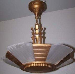 Art deco slip shade chandelier foter art deco slip shade chandelier 17 madisonhernand 151 antiquerestorebronzedfinishartdecoslipshadechandelierb jpg aloadofball Gallery