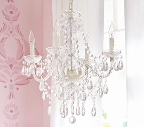 Chandelier Girls Room - Foter