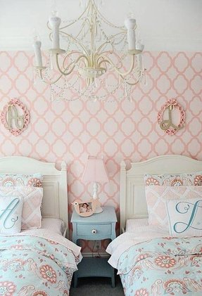 Cute little girl rooms