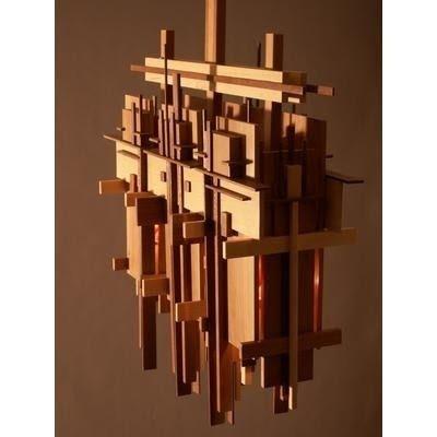Frank Lloyd Wright Chandelier 26