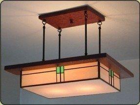 Frank lloyd wright chandelier foter frank lloyd wright style chandeliers aloadofball Gallery
