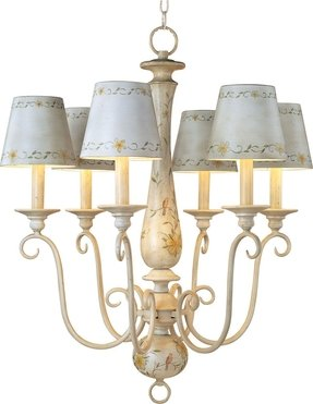 French country chandelier shades 36