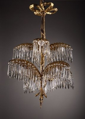 Palm tree chandelier 31