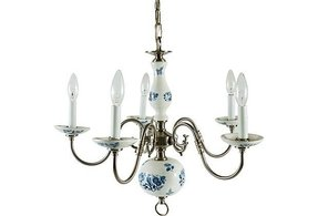 Porcelain chandeliers