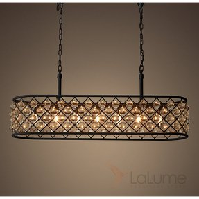 Rectangular chandelier 30