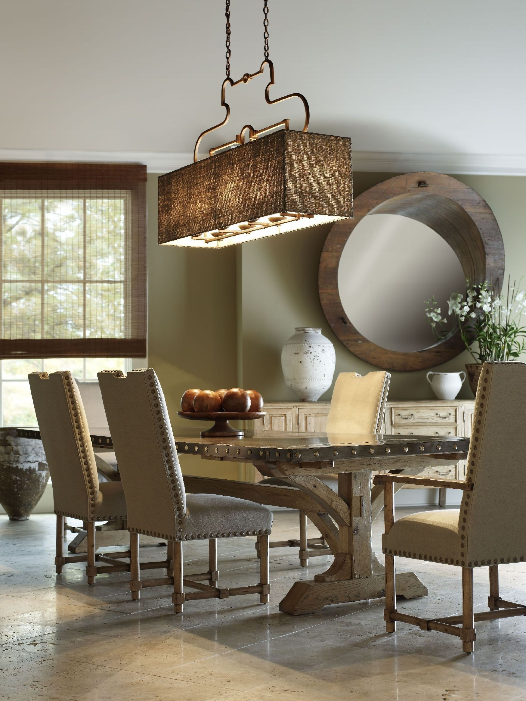 Rectangular Drum Shade Chandelier Awesome Large Circle Mirror In