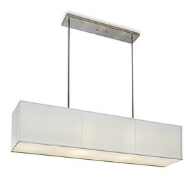 rectangular pendant light. Rectangular Shade Chandelier 24 Pendant Light G