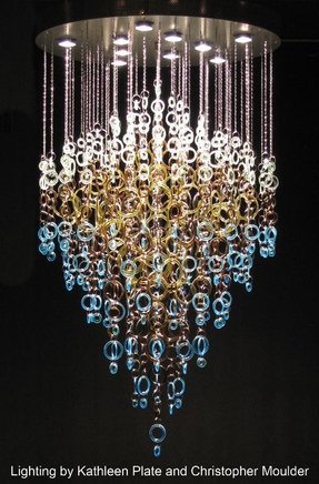 chandeliers light hanging glass in com lighting textured shaded craftsman roth chandelier pl latchbury shop allen at lowes ceiling lights fans