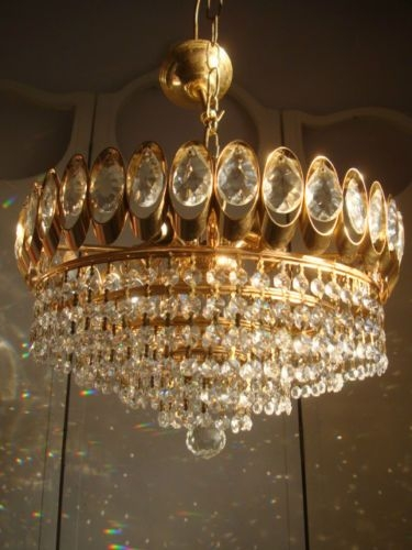 Waterfall Crystal Chandelier 11