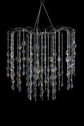 Waterfall crystal chandelier foter waterfall crystal chandelier 18 aloadofball Gallery
