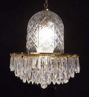 Waterford crystal chandelier foter waterford crystal chandelier 12 aloadofball Images