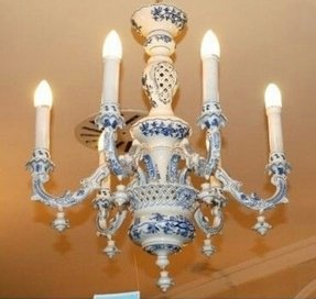 White Porcelain Chandelier Ideas On Foter