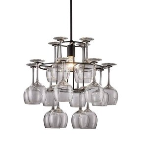 Wine glass chandelier foter wine glass chandelier 6 aloadofball Images