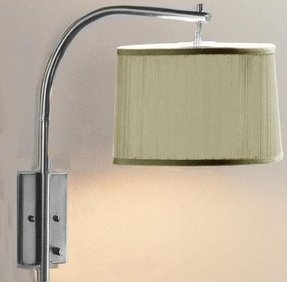 Arch swing arm wall lamp 1