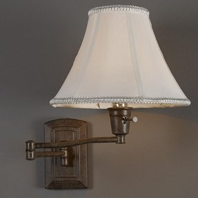 Arch swing arm wall lamp 3