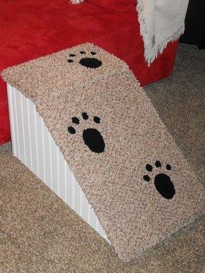 Dog Ramp Bed Frame